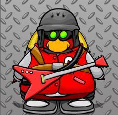 CPR Uniform!